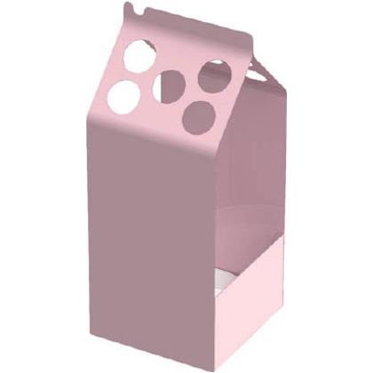 【送料無料】ぶんぶく アンブレラスタンドいちごミルク 275 x 275 x 650 mm USO-X-02-LP