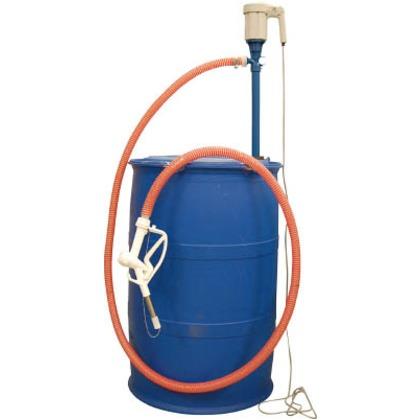 【送料無料】アクアシステム アドブルー・尿素水用電動ドラムポンプ 1380 x 300 x 200 mm