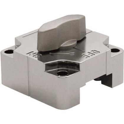 【送料無料】イマオ 角鋼スライドロック(金属ノブ) 108 x 103 x 57 mm