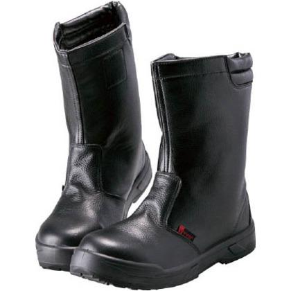 【送料無料】ノサックス 耐滑ウレタン2層底静電作業靴半長靴26.5CM 347 x 332 x 127 mm 1足