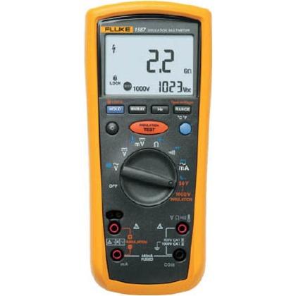 【送料無料】FLUKE デジタル・マルチメーター付絶縁抵抗計 290 x 360 x 100 mm 1587FC