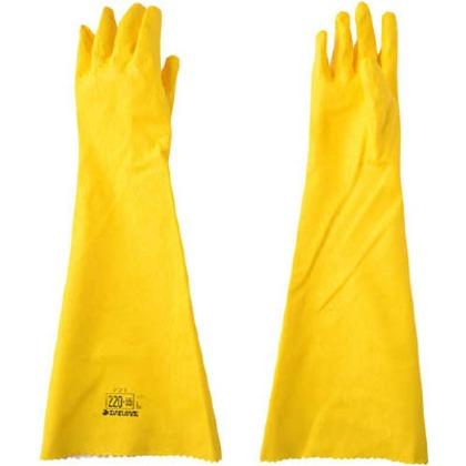 【送料無料】DAILOVE 耐油用手袋ダイローブ220−55(L) 730 x 260 x 20 mm D220-55-L