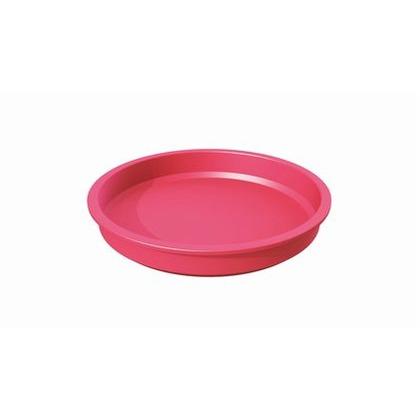 XALA フレックスソーサー ピンク Φ9xH1.8cm 954-383