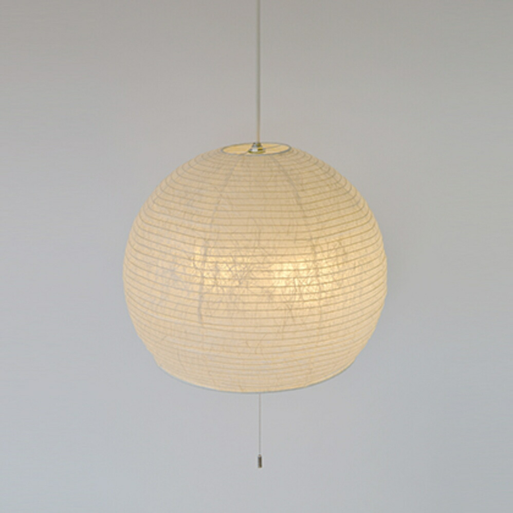 和風照明ドーム型2灯ペンダントライト