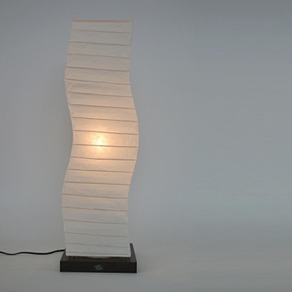 和風照明フロアランプ