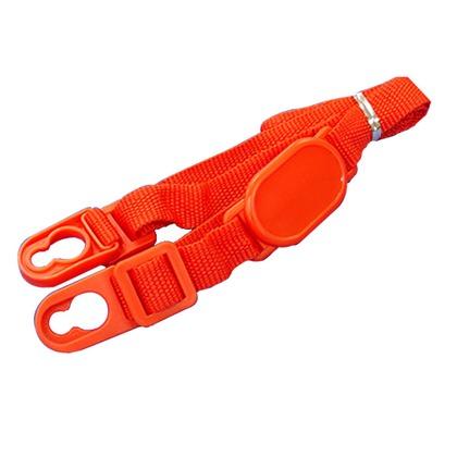 スケーター ショルダーベルト子供用水筒部品STGC6用 レッド