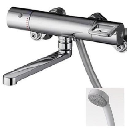 【送料無料】 バスルーム用サーモスタッドシャワー水栓   TMGG40E  バス用サーモスタット混合栓混合栓