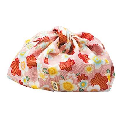 たつみや 加賀桜 あずま袋 ピンク