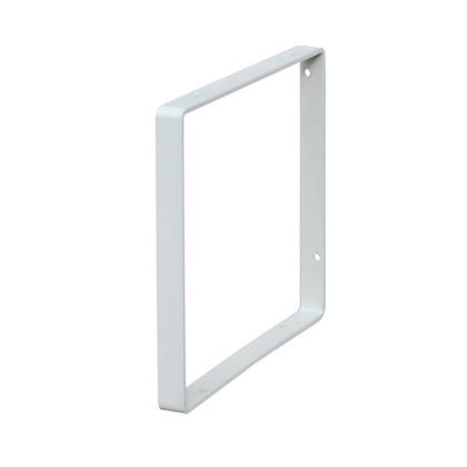 スクエアフレーム6 白 幅1.5cm×奥行16cm×高さ16cm WFW-16 1 個