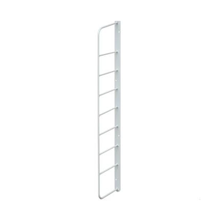シェルフフレーム4 白 幅2cm×奥行11.5cm×高さ57cm WFW-54 1 個