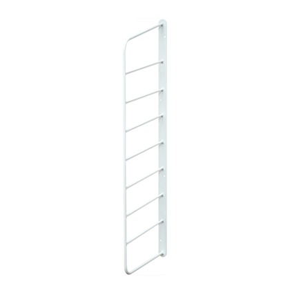 シェルフフレーム6 白 幅2cm×奥行16.5cm×高さ57cm WFW-56 1 個