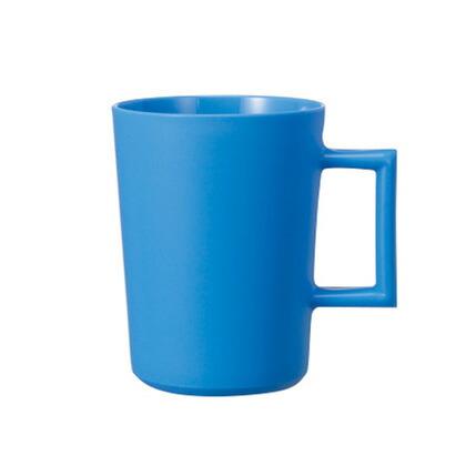 MARNA(マーナ) 歯磨きコップ カラースパイス コップ ブルー
