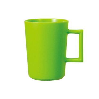 MARNA(マーナ) 歯磨きコップ カラースパイス コップ グリーン