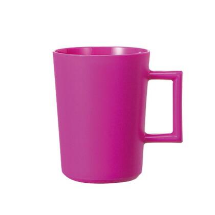 MARNA(マーナ) 歯磨きコップ カラースパイス コップ ピンク