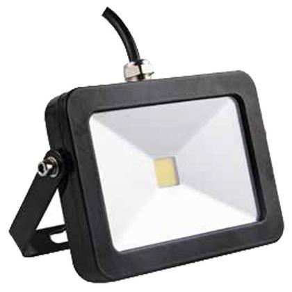LEDフラット投光器  本体幅153mm×高さ100mm×奥行23.5mm AS-010