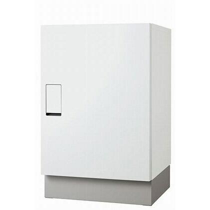 ナスタ 宅配ボックス 据置タイプ SMART ホワイトxホワイト KS-TLT450-S600-WW+KS-TLT450-SH100-L