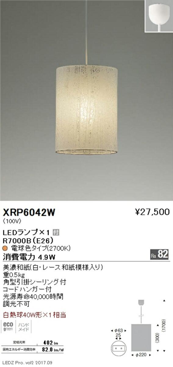 XRP6042W
