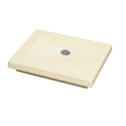 【送料無料】WATER POT ファミエンテパン プレート アイボリー W500×H85×D400mm 600111110