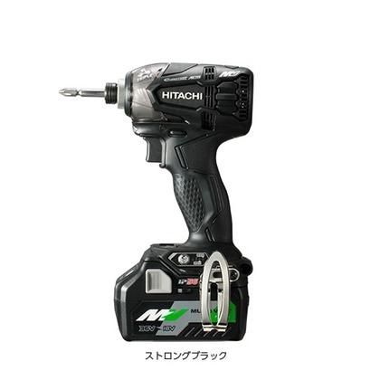 コードレスインパクトドライバ【バッテリー2個、充電器付き】   WH36DA(2XPB)