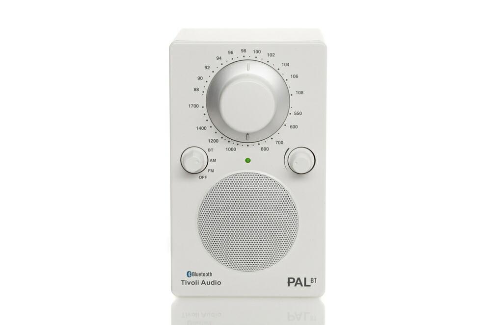 PAL BT Glossy White