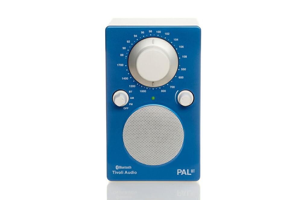 PAL BT Glossy Blue
