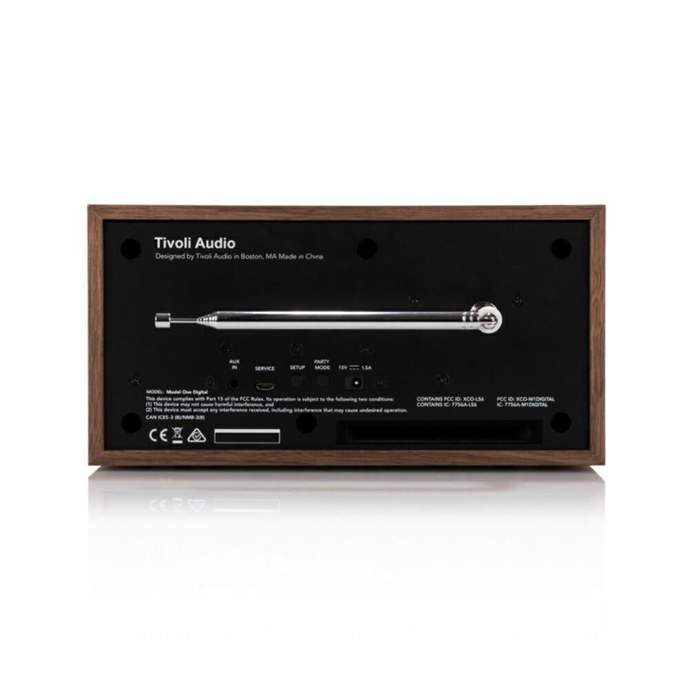 Model One Digital Walnut/Grey