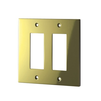 スイッチプレート 鏡面ゴールド  38S-N0000-GB