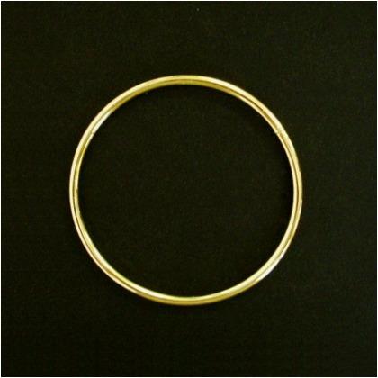 HANG H-427 ゴールド(真鍮めっき) A:88 B:80 太さ:4φ(mm) MG-392