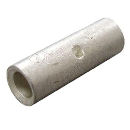 銅線用 裸圧着スリーブ B形  幅70mm 高100mm 奥行10mm B14 10 個