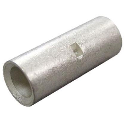 銅線用 裸圧着スリーブ B形  幅70mm 高100mm 奥行10mm B22 5 個