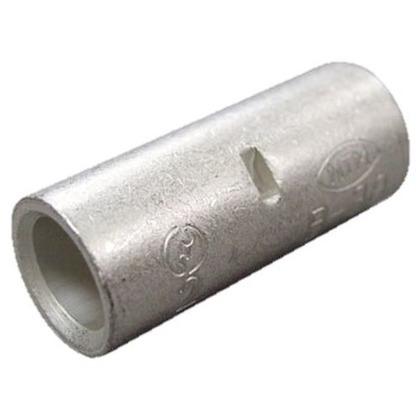 銅線用 裸圧着スリーブ B形  幅70mm 高100mm 奥行10mm B38 5 個
