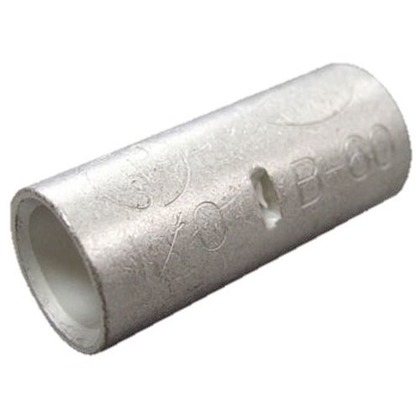 銅線用 裸圧着スリーブ B形  幅70mm 高100mm 奥行10mm B60 5 個