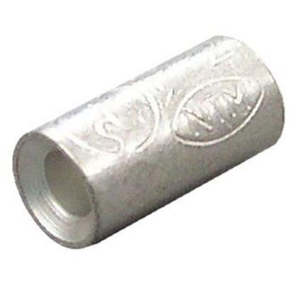 銅線用 裸圧着スリーブ P形  幅70mm 高100mm 奥行10mm P2 20 個