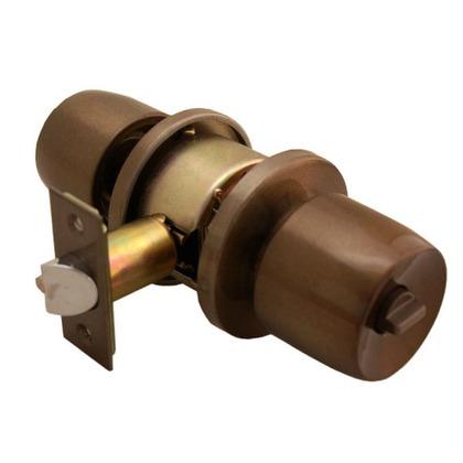 室内用取替錠 円筒錠 ブロンズ  NP-PS53-CSB
