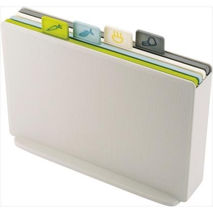 インデックス付まな板 アドバンス2.0 レギュラー オパール 幅30.5×奥行8.5×高さ23.5? 60133