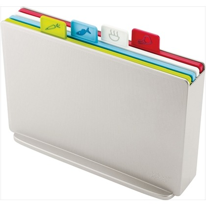 インデックス付まな板 アドバンス2.0 レギュラー ホワイト 幅30.5×奥行8.5×高さ23.5? 60138