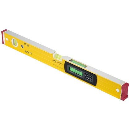 【送料無料】ムラテックKDS マグネット付防塵・防滴デジタル水平器60IP 684 x 98 x 60 mm DL-60MIP 1