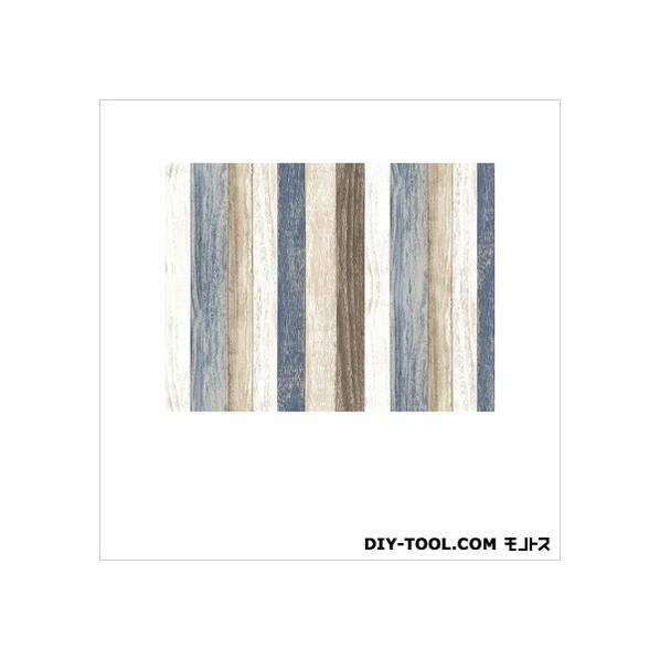 明和グラビア 貼ってはがせるテーブルデコレーション スクラップウッド BL ブルー 30cmX150cm BL