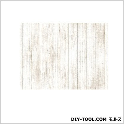 明和グラビア 貼ってはがせるテーブルデコレーション ホワイトウッド IV アイボリー 30cmX150cm IV