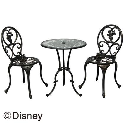 【送料無料】Disney ファンタジア テーブルセット ブロンズ TD-F01 0