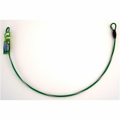 和気産業 反射ワイヤーコード 緑 長さ:1m WJ-41