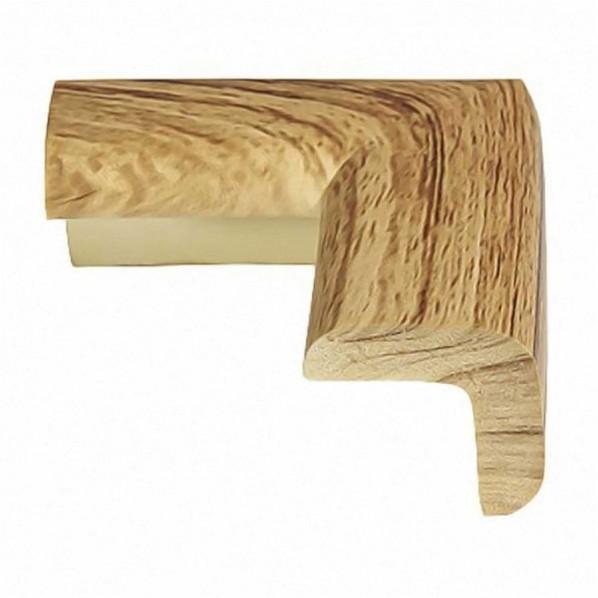 安心クッションコーナー用 極細 ダーク 寸法:約巾18×長37×高15×4 499