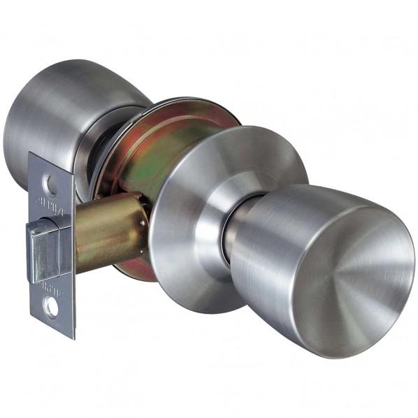 Aロック箱入 通路錠  バックセット:60mm WA-022