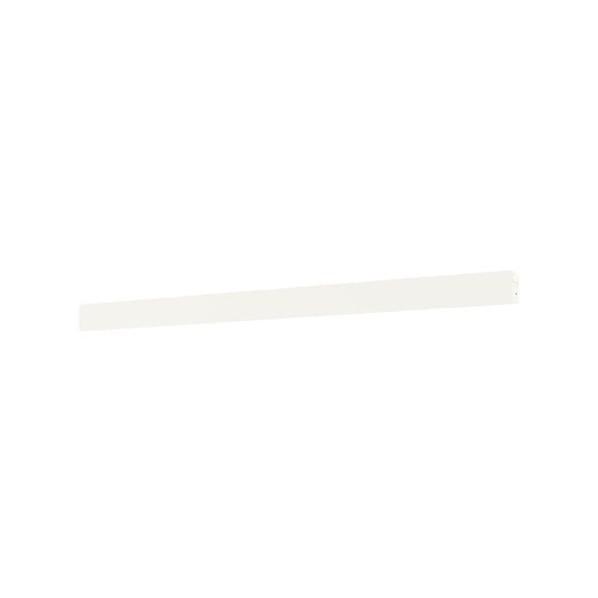 LED ブラケット 天井壁直付型 27K L1200  長さ (cm):129.5.幅(cm):7.4.高さ(cm):5 LGB81887LB1