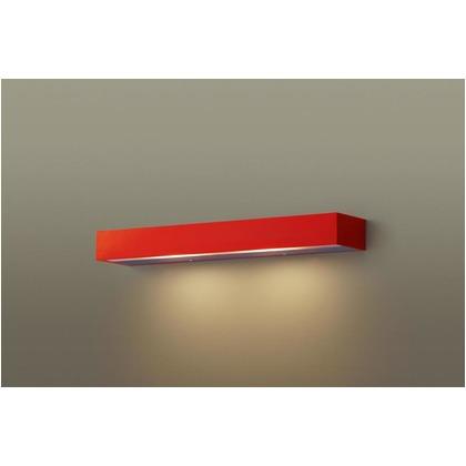 パナソニック モジュールライト(下方配光)390mm表札灯(ビビッドレッド仕上) 長さ (cm):39.0.幅(cm):4.5.高さ(cm):8.8