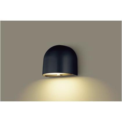 パナソニック LED表札灯40形電球色 長さ (cm):12.6.幅(cm):11.5.高さ(cm):9.9 LGW85102BK