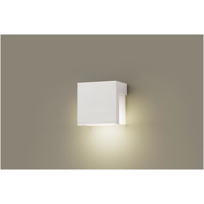 パナソニック LED表札灯40形電球色 長さ (cm):12.5.幅(cm):12.5.高さ(cm):8.5 LGW85110F