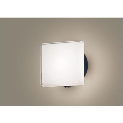 LED ポーチライト 壁直付型 40形 電球色  長さ (cm):24.7.幅(cm):24.7.高さ(cm):13.5 LGWC81307LE1