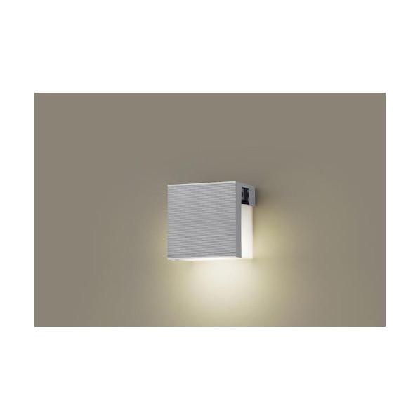 パナソニック LED表札灯40形電球色 長さ (cm):12.5.幅(cm):12.5.高さ(cm):8.5 LGWJ85111F