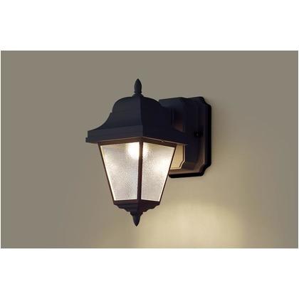 LED ポーチライト 壁直付型 60形 電球色  長さ (cm):37.5.幅(cm):29.5.高さ(cm):19.4 LSEW4033LE1